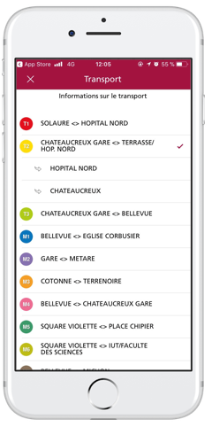 Saint-Etienne-Application-Transport